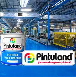 pintuland línea industrial