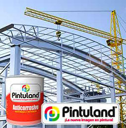 linea de construcción pintuland